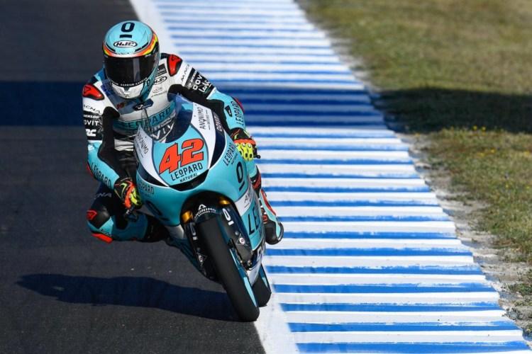 Marcos Ramírez - Moto3 Jerez 2019