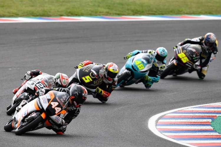 Moto3 aterriza en el GP de Jerez con dos pilotos españoles líderes de la general