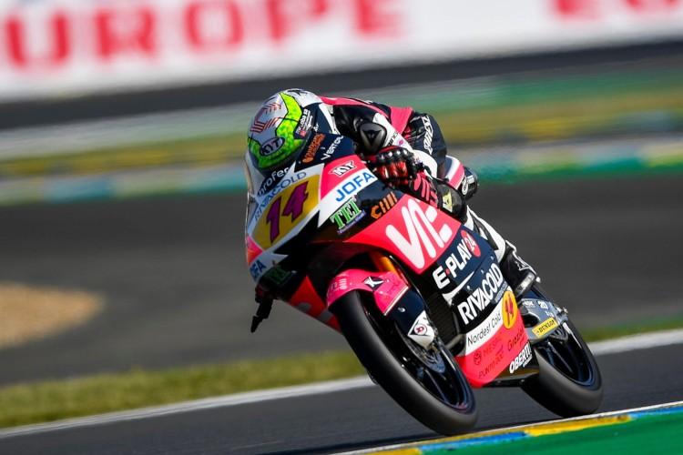 Tony Arbolino - Moto3 Francia 2019