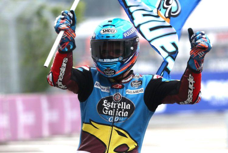 Álex Márquez - Moto2 Francia 2019