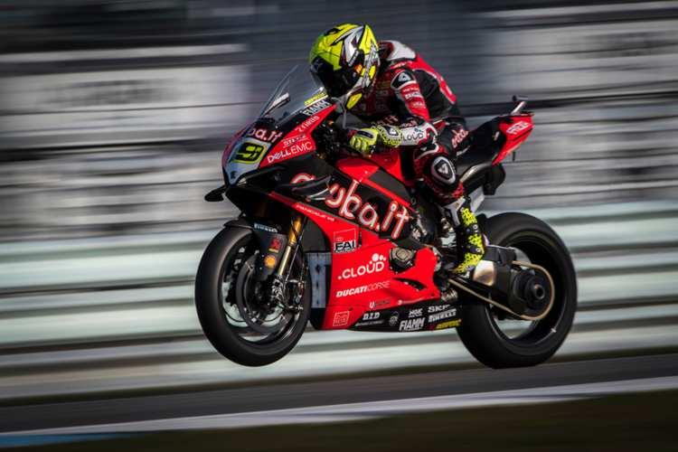 SBK - Alvaro Bautista - Ducati 2019