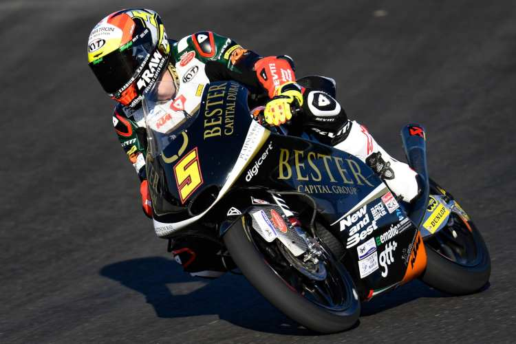Jaume Masia - Moto3 Jerez 2019