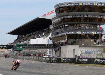 El circuito de Le Mans acoge el GP de Francia de MotoGP por trigésimo primera vez.