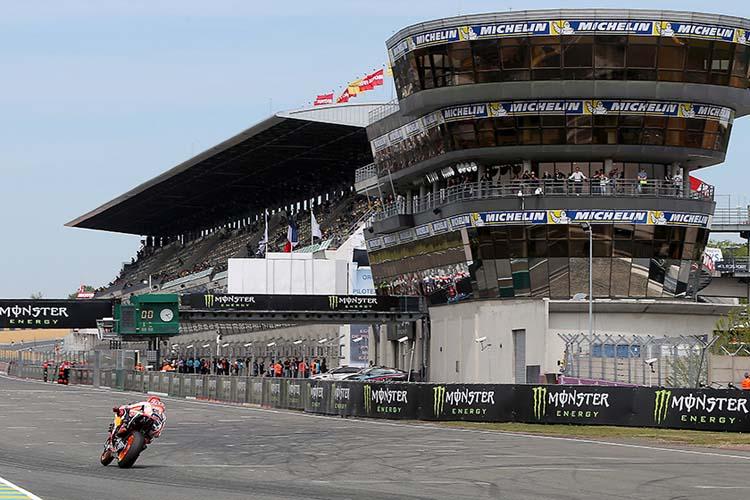 El GP de Francia de MotoGP también se pospone por el COVID-19