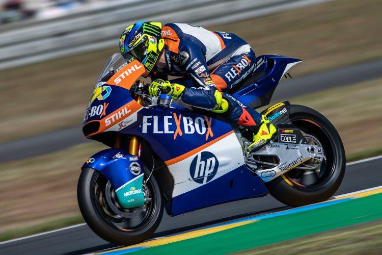 Lorenzo Baldassarri - Moto2 Francia 2019