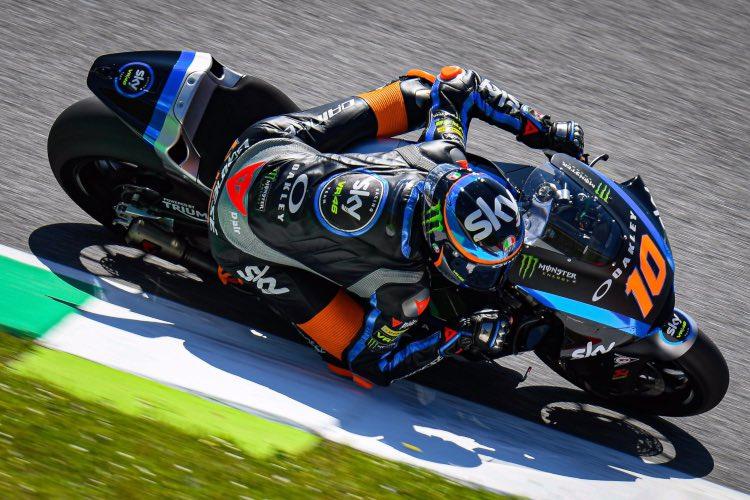 Luca Marini, Moto2 Mugello 2019 © MotoGP.com