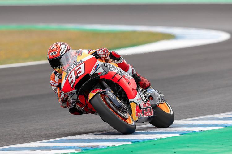 Marc Márquez ha conquistado su triunfo número 72 en el Mundial de Motociclismo con una gran autoridad.