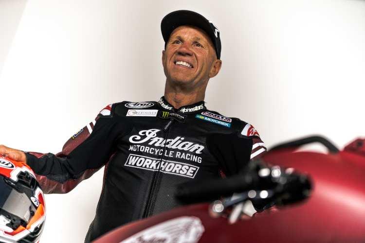 Randy Mamola vuelve a la competición en la Sultans of Sprint