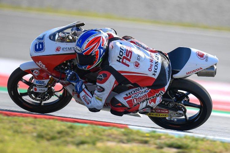 Ai Ogura - Moto3 Catalunya 2019