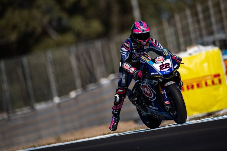Alex Lowes - WSBK 2019