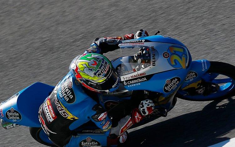 Alonso López - Moto3 2019