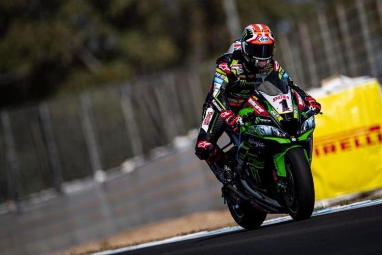 Jonathan Rea - WSBK Jerez 2019