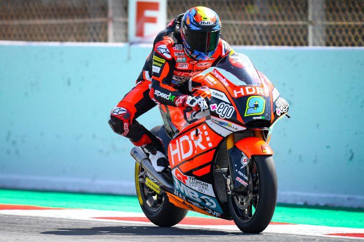 Jorge Navarro - Moto2 Catalunya 2019