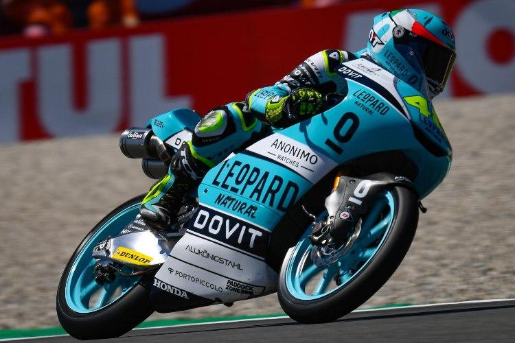 Lorenzo Dalla Porta - Moto3 Assen 2019
