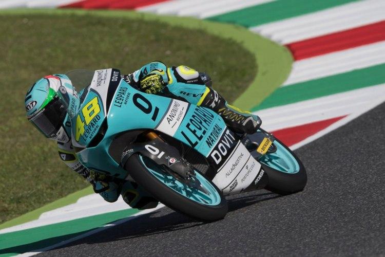 Lorenzo Dalla Porta ha recortado 11 puntos a Canet y se coloca a tres del liderato | © motogp.com