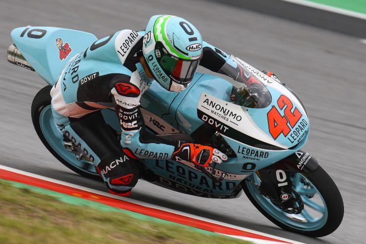 Marcos Ramírez no puntuaba desde el Gran Premio de las Américas | © motogp.com