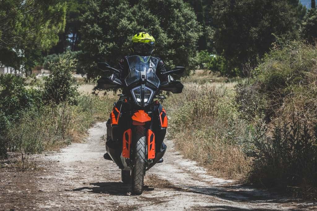 Prueba KTM 790 Adventure