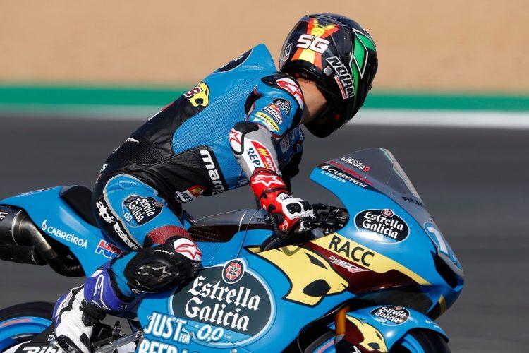 Sergio García - Moto3 Cataluña 2019