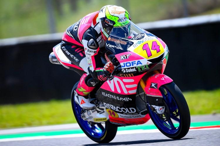Es la tercera pole de la carrera deportiva de Arbolino | © motogp.com