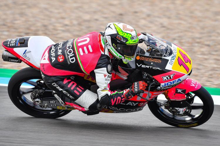 Tony Arbolino - Moto3 Assen 2019