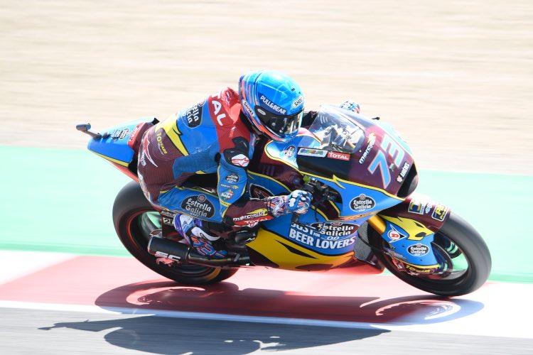 Álex Márquez, Moto2, Italia 2019
