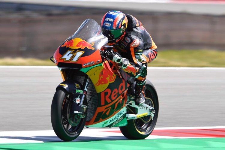 Brad Binder - Moto2 Assen 2019