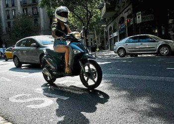La ciudad obvia los criterios en materia de movilidad y seguridad vial que han guiado a la mayoría de las grandes ciudades europeas en esta materia