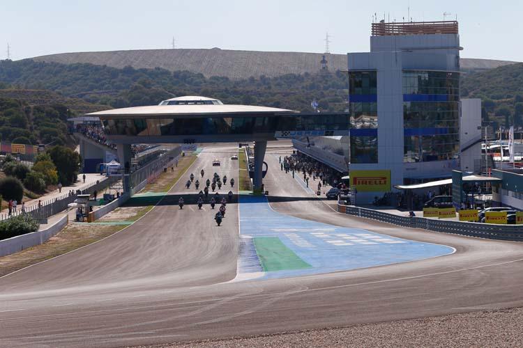SBK Jerez 2019 ? Álvaro Bautista compite en casa