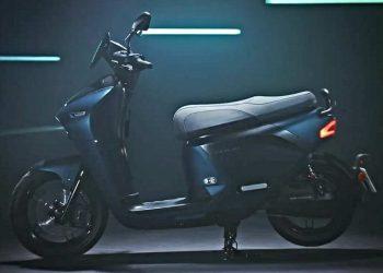 YAMAHA EC-05, el primer scooter eléctrico de la marca
