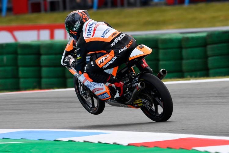 Arón Canet tendrá en Brno la oportunidad de recuperar el liderato