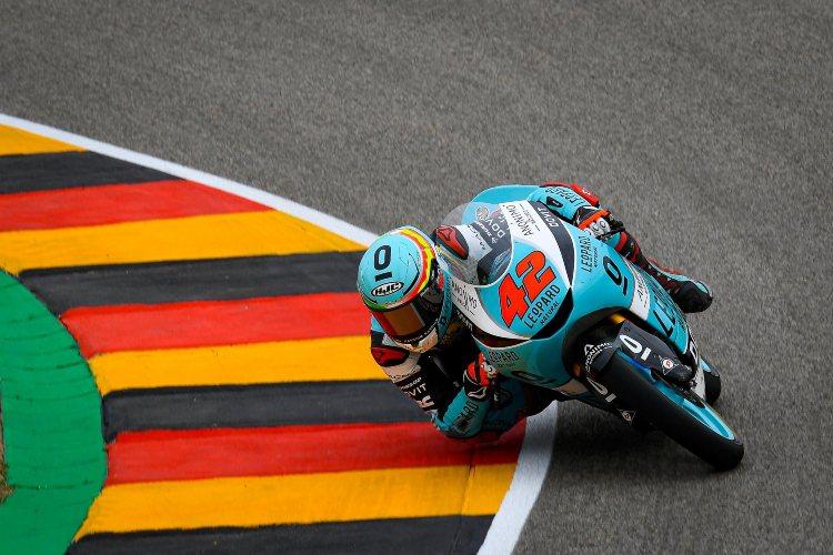 Marcos Ramírez - Moto3 Alemania 2019