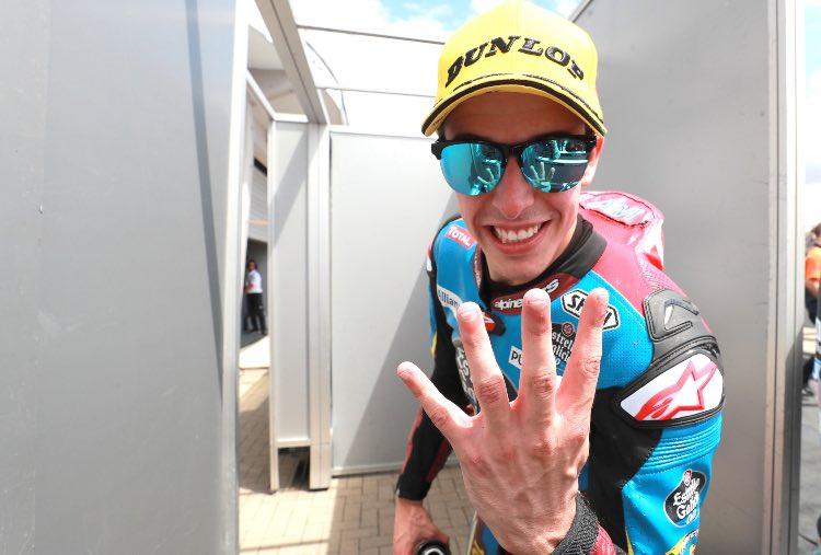 Álex Márquez vuelve a Brno más fuerte tras el parón estival