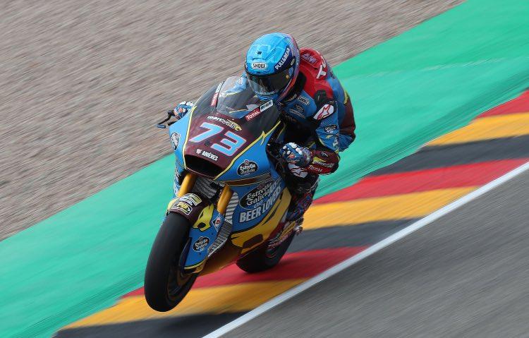 Álex Márquez consigue su primera pole del año en Alemania | Moto2 2019