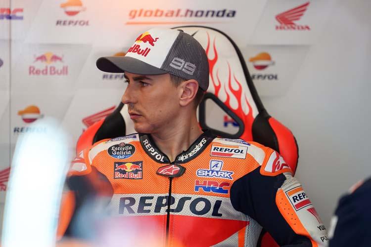 Jorge Lorenzo - MotoGP 2019 HRC