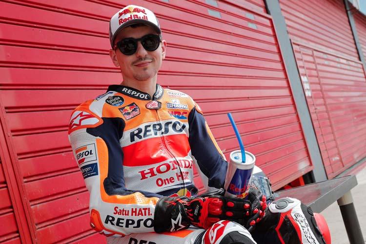 Jorge Lorenzo se fracturó las vértebras T6 y T8 durante los libres del GP de los Países Bajos.