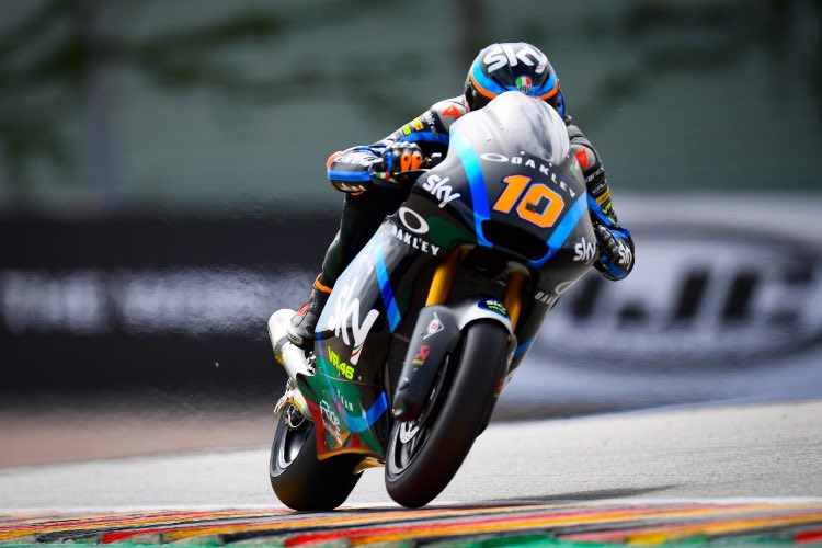 Luca Marini | Alemania Moto2 2019 © MotoGP.com