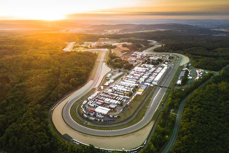El circuito de Brno es uno de los más técnicos de todo el calendario de MotoGP.