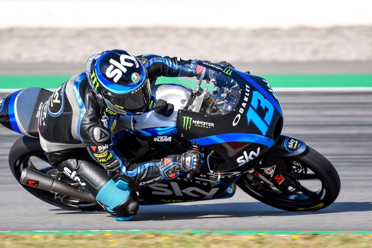 Celestino Vietti - Moto3 2019