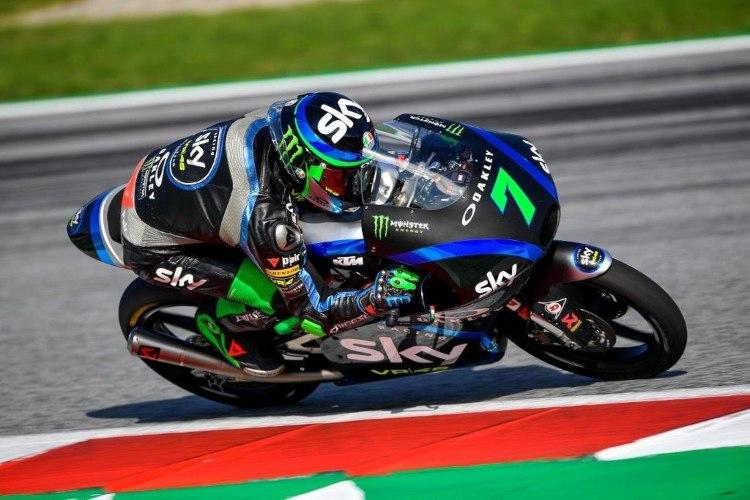 Dennis Foggia - Moto3 Austria 2019