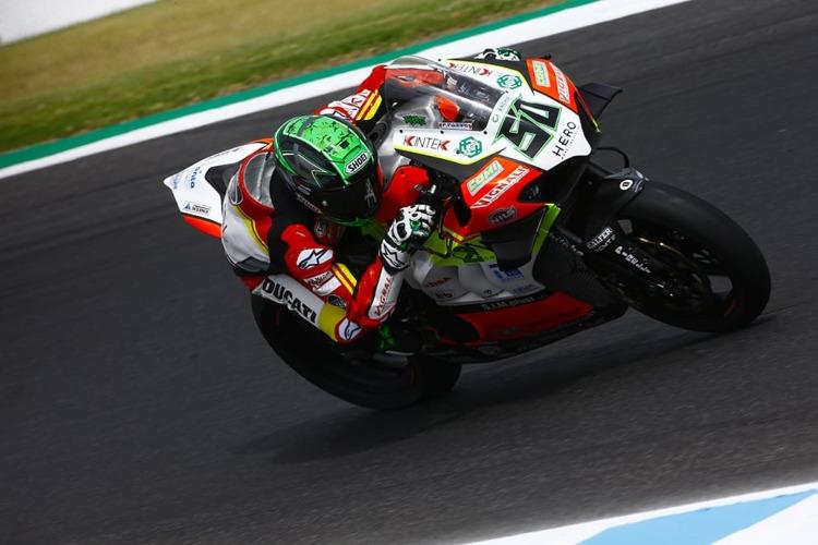 Eugene Laverty abandona el Team Go Eleven Ducati y volverá a formar parte de la estructurá del SMR Team