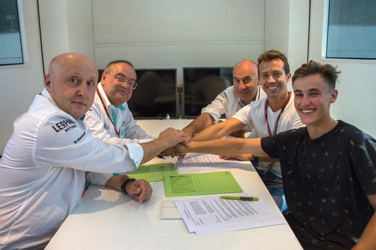 El acuerdo se oficializó durante el sábado del pasado Gran Premio de Austria