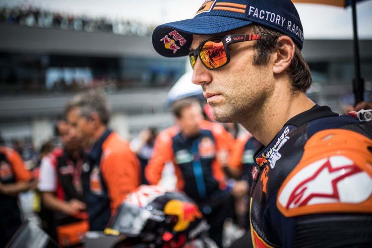 Johann Zarco y KTM no seguirán juntos en 2020 tras romper de común acuerdo el contrato bianual que les unía.