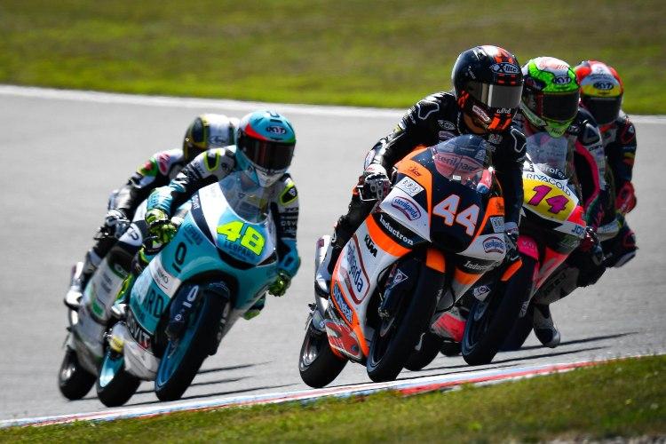 Canet y Dalla Porta lucharán de nuevo por el liderato en Austria | ©motogp.com