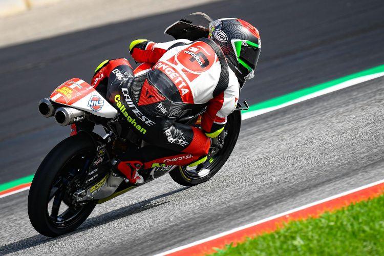 Tatsuki Suzuki - Moto3 Austria 2019 | motogp.com
