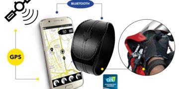 Woolf Moto es un avisador de radares pensado para los motoristas