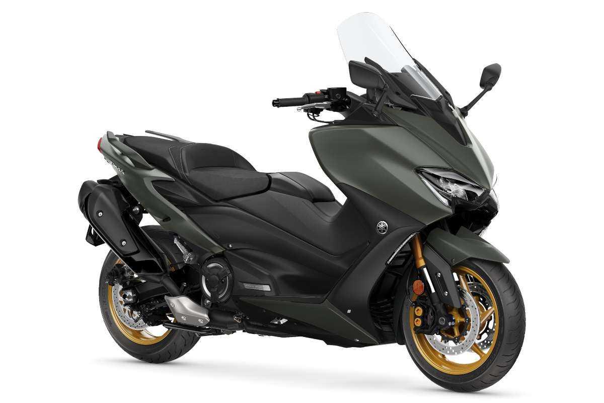 Yamaha TMAX Tech MAX 2020