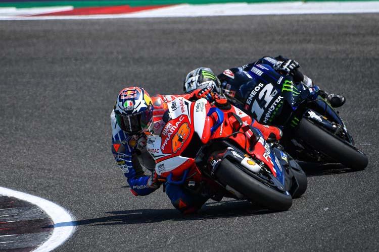 Jack Miller ha terminado con el quinto mejor tiempo del test. Sólo Danilo Petrucci ha superado al australiano en el seno de Ducati.