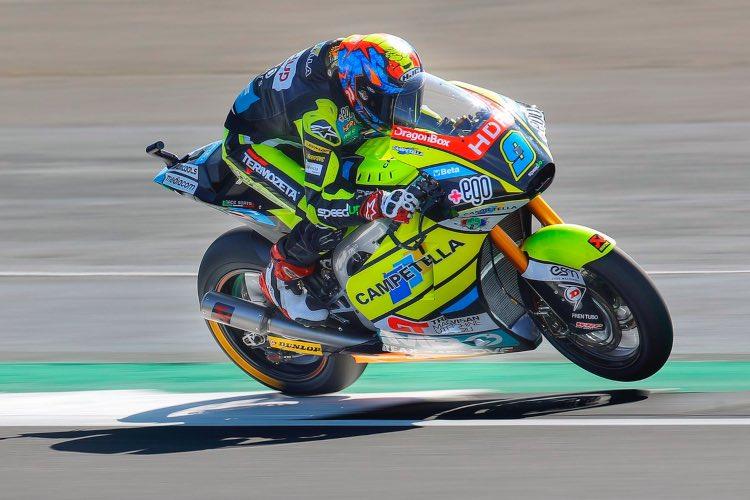 Jorge Navarro | Moto2 Silverstone 2019