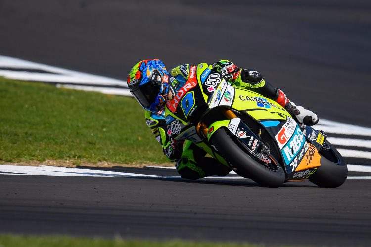 Jorge Navarro | Moto2 Silverstone 2019 © MotoGP.com