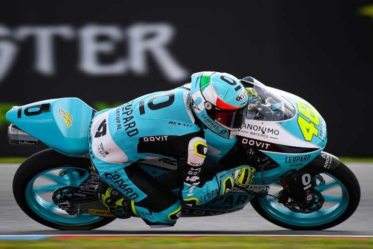 Lorenzo Dalla Porta - Moto3 Brno 2019